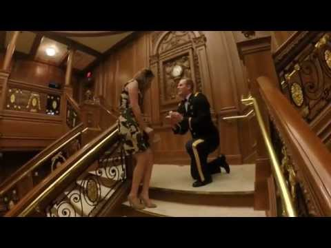 Epic Titanic Proposal
