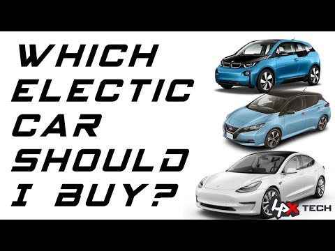 Which Electric Car Should I Buy/Lease? | LPX Live & Discussion