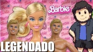 Barbie Games - JonTron (Legendado PT-BR)