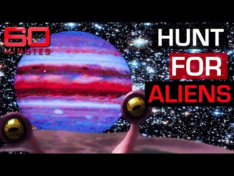 Alien hunting expedition with NASA scientists | 60 Minutes Australia