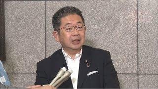小池書記局長の会見