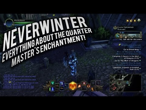 Neverwinter: Everything About The Quartermaster's Enchantment
