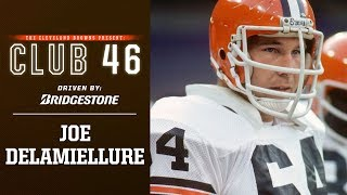 Hall of Famer Joe DeLamielleure Recalls the Kardiac Kids | Browns Club 46