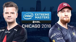 CS:GO - Astralis vs. Fnatic [Dust2] Map 1 - Semifinals - IEM Chicago 2018