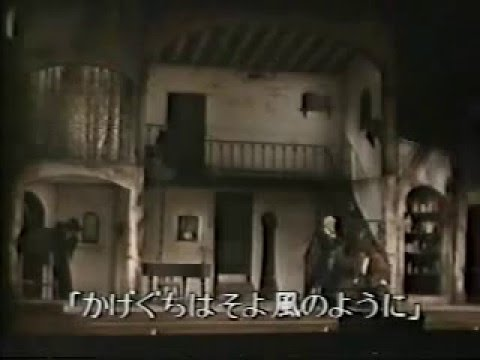 """G.Rossini: """"Il Barbiere di Siviglia"""" (Tokyo, 1981)"""