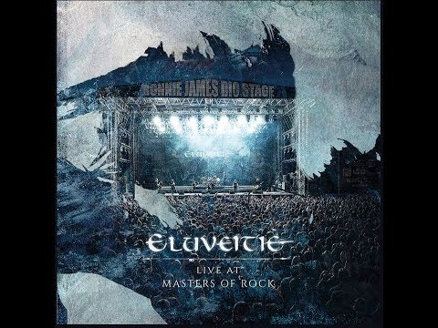 "Eluveitie to release live album ""Live At Masters Of Rock""!"