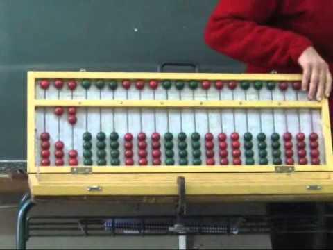 Caja De Madera Para Decorar Abacus