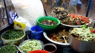 SPECIAL Masala Muri Recipe Evening time Best street food jhal muri or Muri Makha at Dhaka food Tower