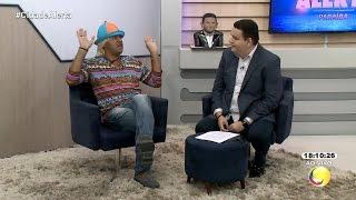HD   Tiririca chama apresentador do Cidade Alerta PB de pão doce e ele xinga ao vivo - 24/03/2017