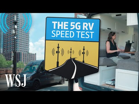 Can 5G Replace Your Home Internet? | WSJ