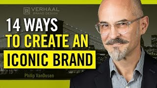 14 Ways To Cręate An Iconic Brand and Business
