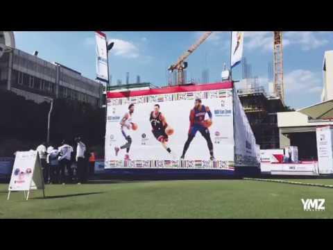 NBA Africa Game 2017 Fan Zone - Johannesburg