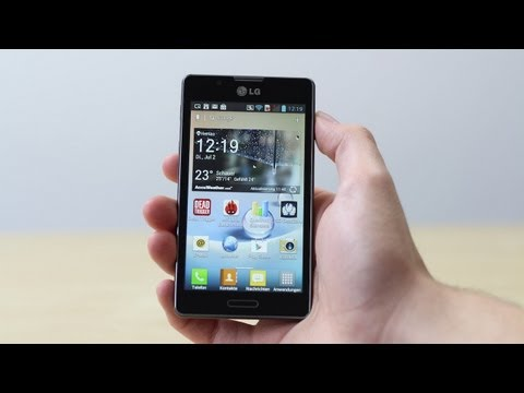 Review: LG Optimus L7 II | SwagTab