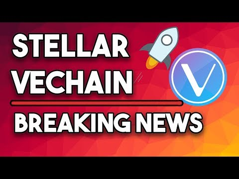 Why Stellar XLM Did +100% In 24 Hours! & VeChain VET Showing Fruits!