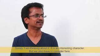 AR Murugadoss about Vijay