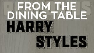 From the Dining Table - Harry Styles cover by Molotov Cocktail Piano
