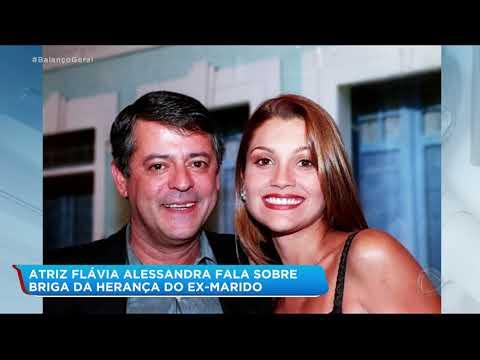 Flávia Alessandra Desabafa Sobre Briga Pela Herança De Marcos Paulo