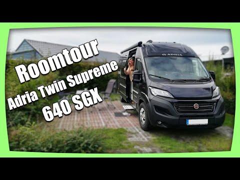 Download Roomtour Adria Twin supreme sgx 640