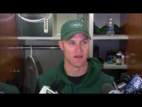Josh McCown talks QB competition with Hackenberg and Petty