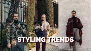 Styling Fall Winter 2018 Trends | Fall Winter Outfit Ideas | How I Style Fall/Winter Trends