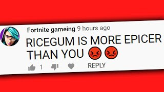 ricegum's fans come for me :(