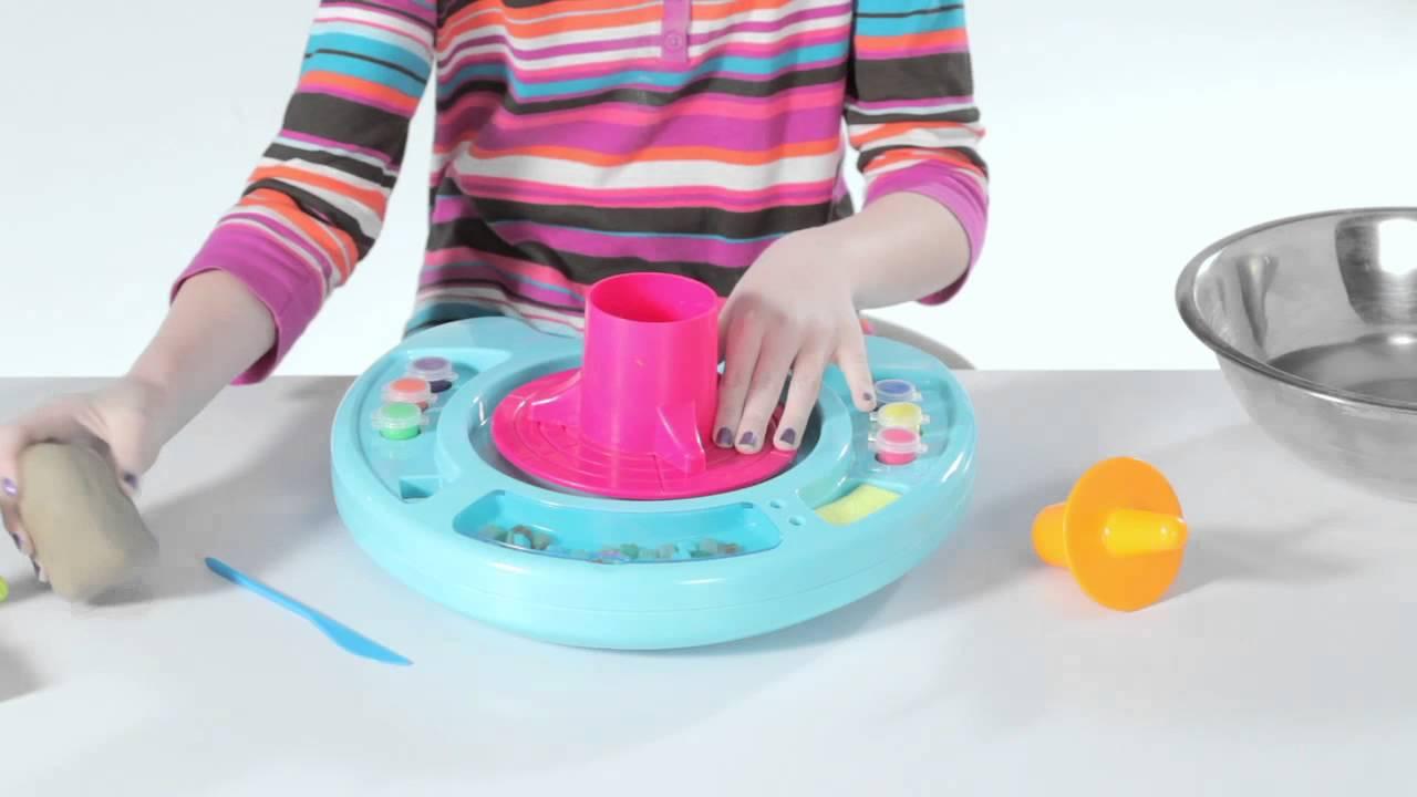 Pottery Wheel - YouTube