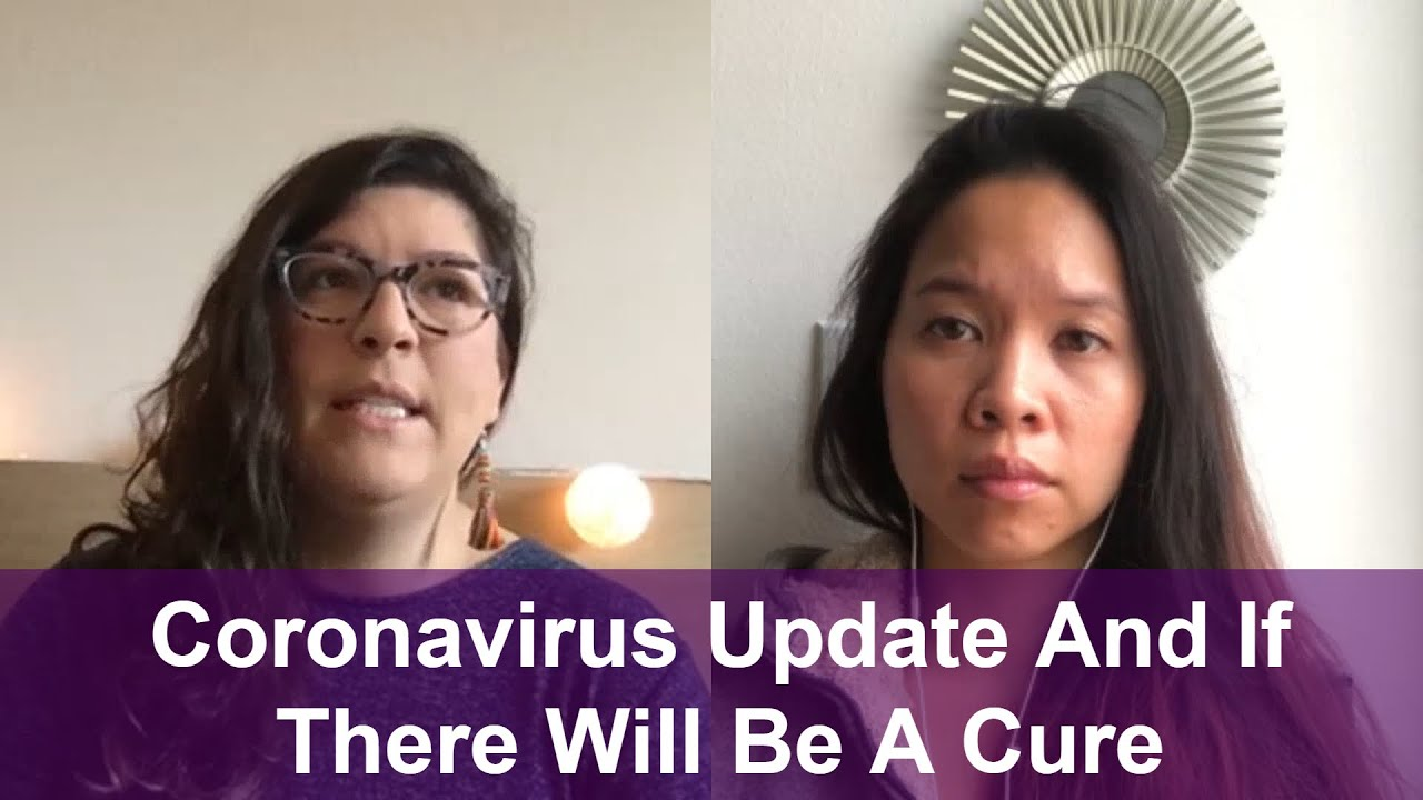 Coronavirus Update: Will There Will Be A Cure?