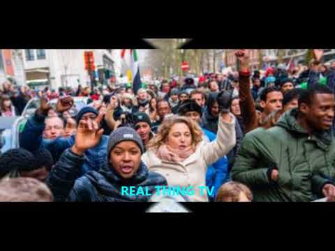 2,000 people have protested BELGIUM