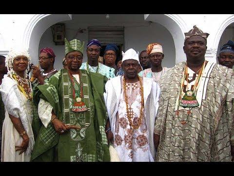 Download FULL Yoruba History & Culture Photo Documentary