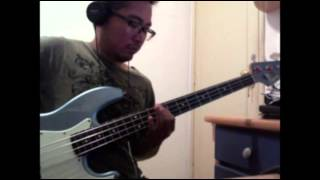 Bethel Live- You Are Good - Bass Cover