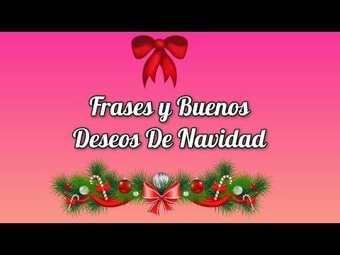 Frases Y Buenos Deseos De Navidad