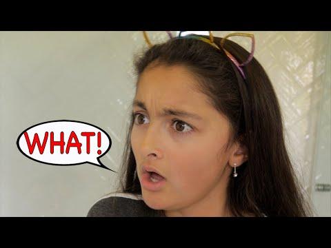 24 HOUR CHALLENGE OVERNIGHT IN MY BATHROOM!!! Funny Skit