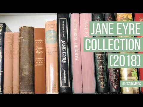 Jane Eyre Collection | Illustrated Books | BookCravings