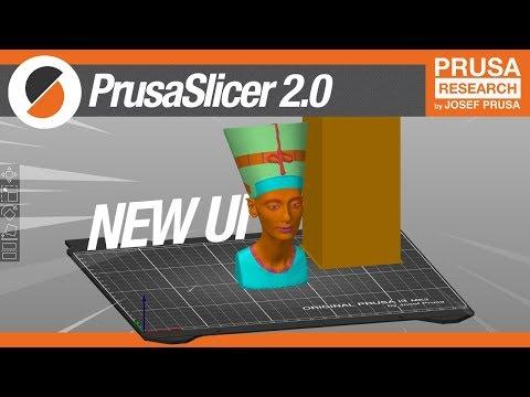 PrusaSlicer 2 0 release! - Prusa Printers