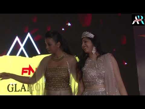 Mugdha Godse & Aman Verma at FNX India Lifestyle & Glamour Awards