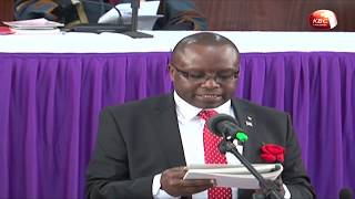 County government of Nyeri to introduce new levies to bridge budget deficit