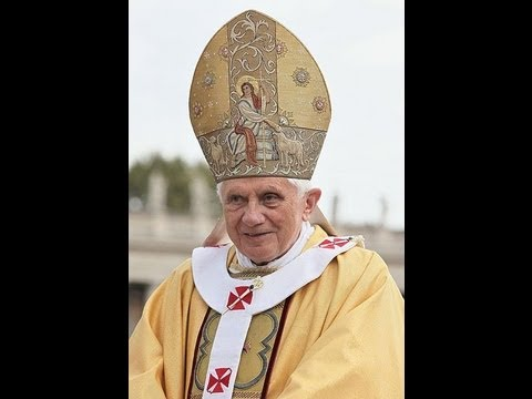 Pope Benedict XVI Resigns: Last to Resign was Pope Gregory XII in 1415