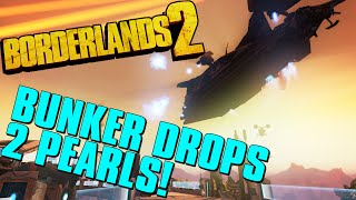 borderlands 2 the bunker drops 2 pearlescent weapons in one day