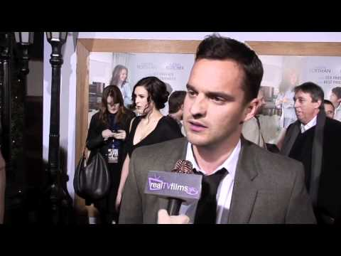 Jake Johnson, No Strings Attached Premiere, RealTVfilms