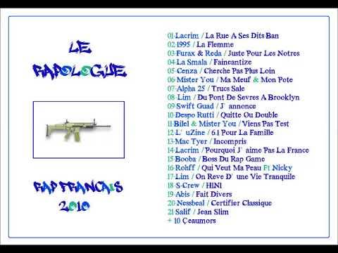 Rap Céfran Vol.17 - 2010 (MIXTAPE)