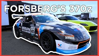 homepage tile video photo for Forsberg Time Attack 370z CD-7 DASH LAP TIMING SETUP!