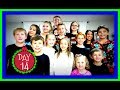 SURPRISE FASHION SHOW! | VLOGMAS DAY 14! | RELAXING MOVIE NIGHT!