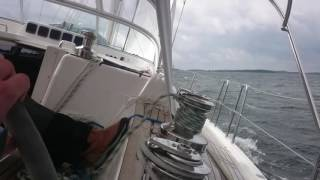SAILING: From Helsinki to Stockholm