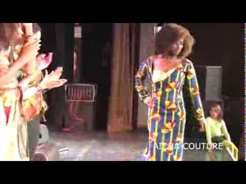 AICHA COUTURE 2014 - DEFILE DE MODE AFRICAINE