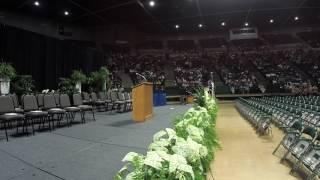 R. L. Turner Graduation 2017