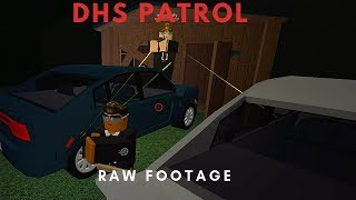 ROBLOX | Firestone DHS Patrol Unfiltered