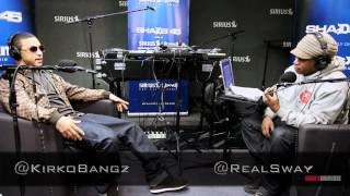 Kirko Bangz gives advice & talks game-plan to staying relevant in the industry on #SwayInTheMorning
