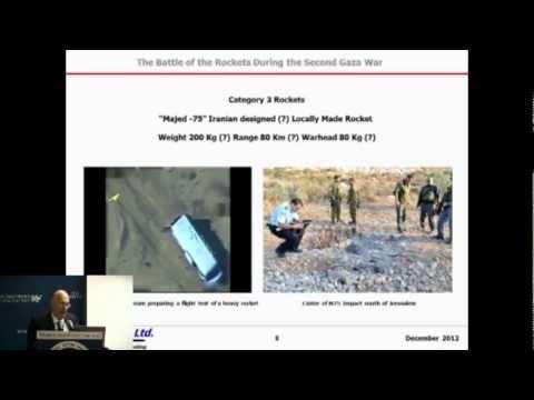 Rockets versus Missiles in the Second Gaza War