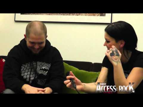 Access: Rock chat with Jamey Jasta from Hatebreed