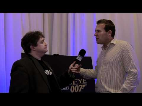 SDCC 2011: GoldenEye 007: Reloaded interview